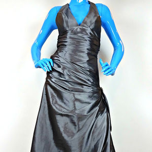 Maggie Sottero Flirt Irridescnt Formal Gown Dress